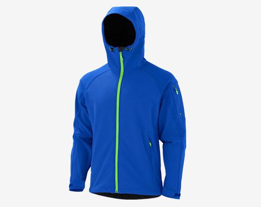 冲锋衣厂家——软壳冲锋衣有哪些优势?