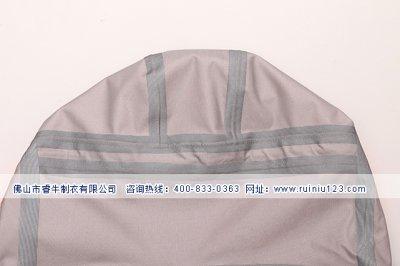 冲锋衣生产的基础工艺