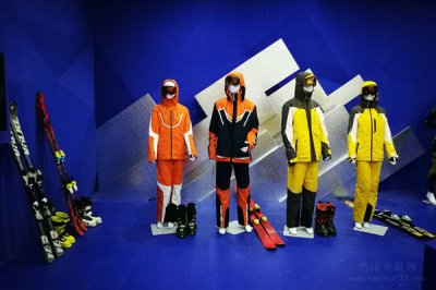 滑雪服厂家的纤维材料