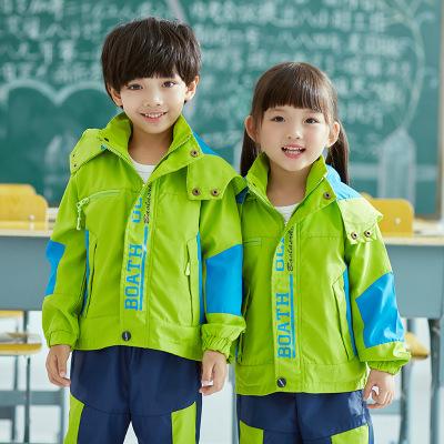 学生冲锋衣可以作为校服吗?
